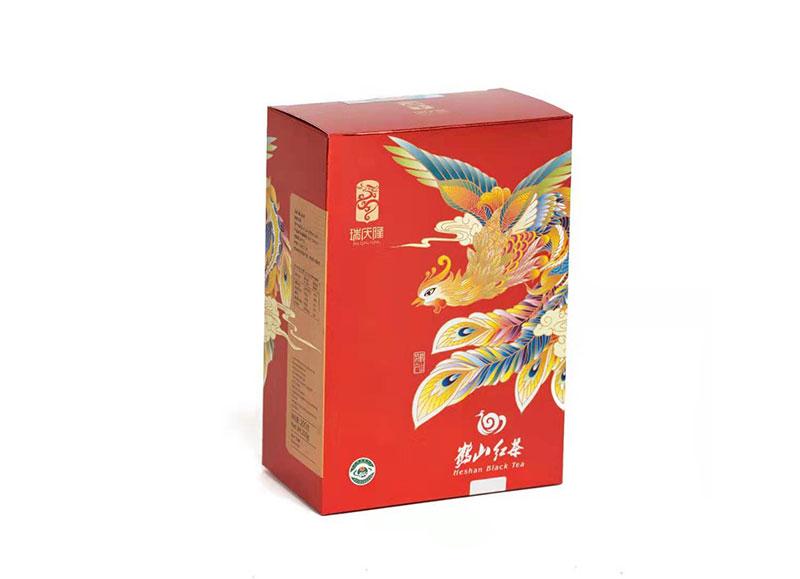 2019年红韵红茶