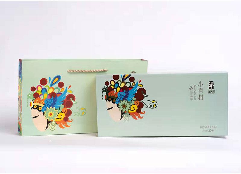 小青柑200g礼盒
