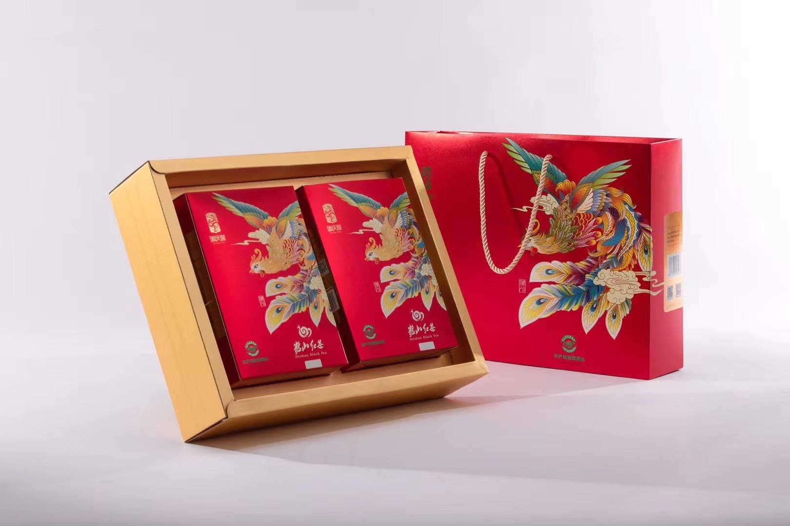 爆单款红茶礼盒