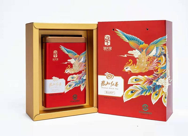 瑞贡红茶单罐礼盒