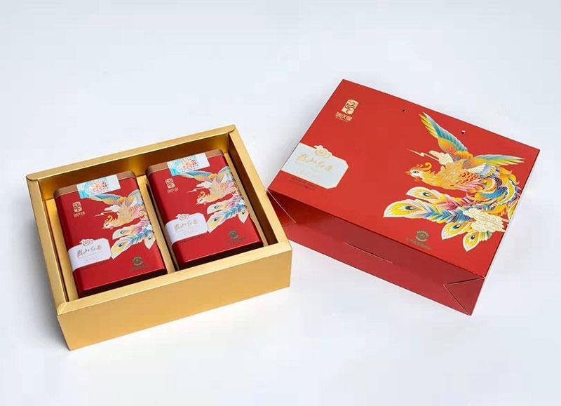 2019年瑞贡红茶双罐礼盒